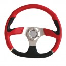 Kierownica Montana Racing black/red 350mm