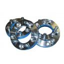 4MAD Dystanse aluminiowe kół 6x139,7 12x1.25 40mm