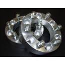 4MAD Dystanse aluminiowe kół 6x139,7 30mm, 12x1,25